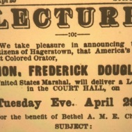 FD Lecture _ Hagerstown _ Daily News _ April 27, 1879  (1).jpg