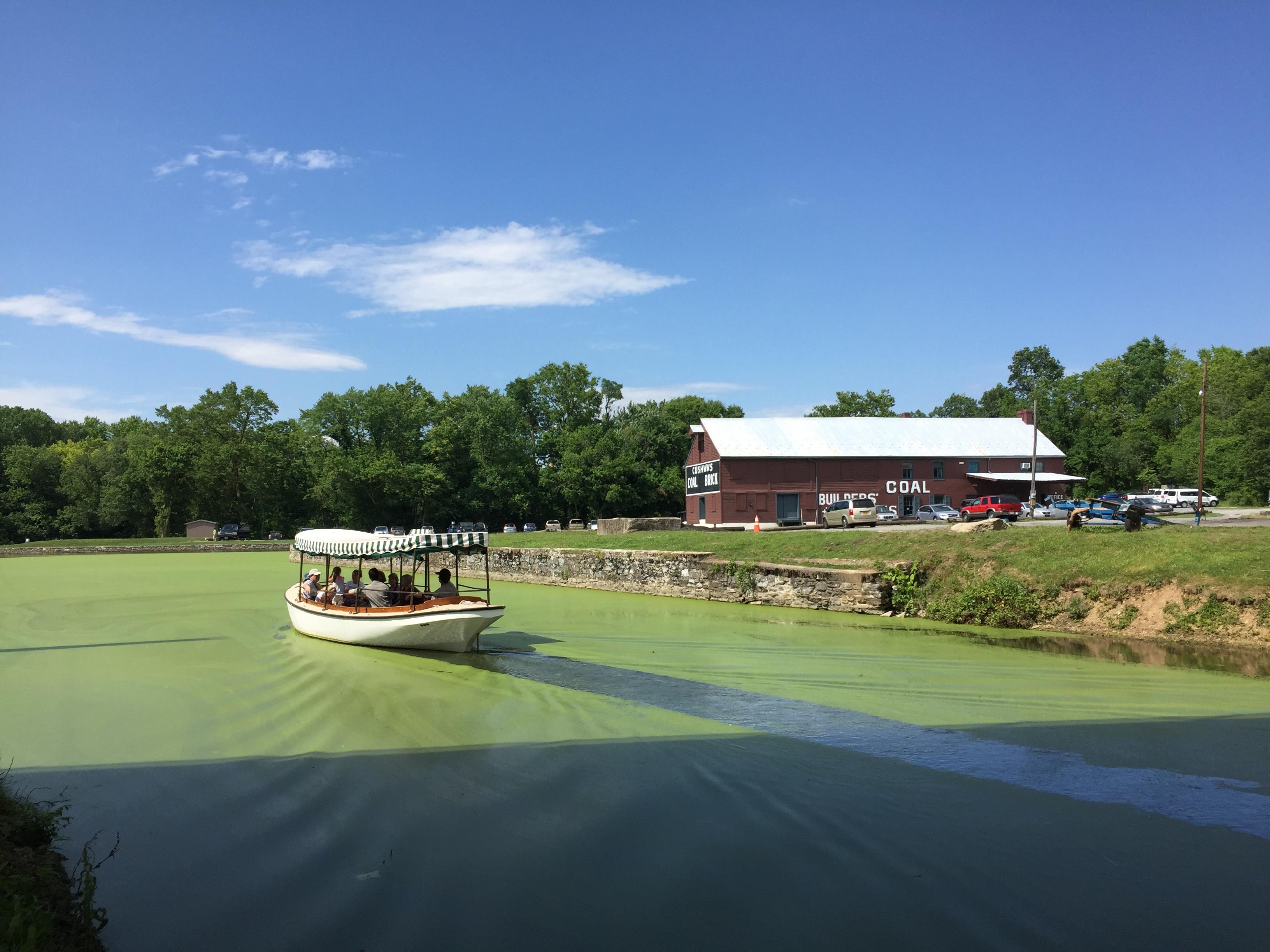 Williamsport Boat Ride