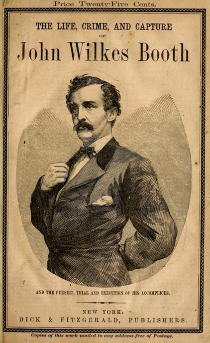 the life of john wilkes booth