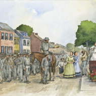 Poetry Month in the Heart of the Civil War: Literary Connections Abound