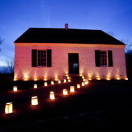 Newcomer Illumination: Visitors invited to participate in memorial at Antietam