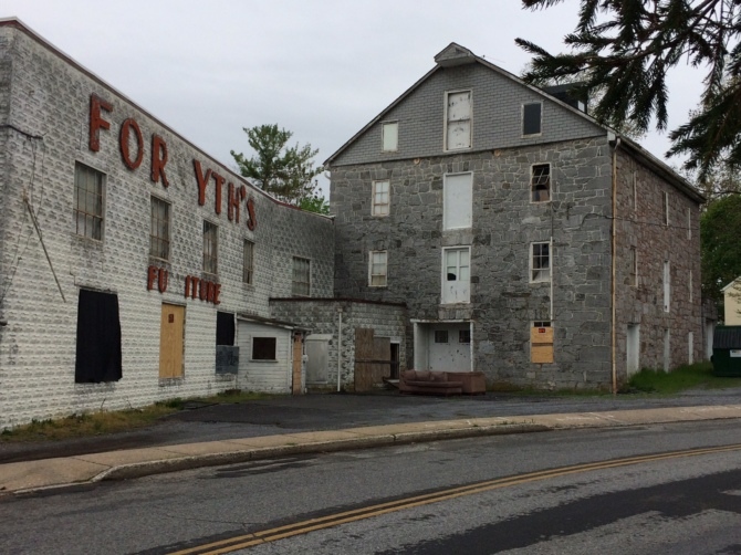 Preserving Industrial History: Mills in the Heart of the Civil War