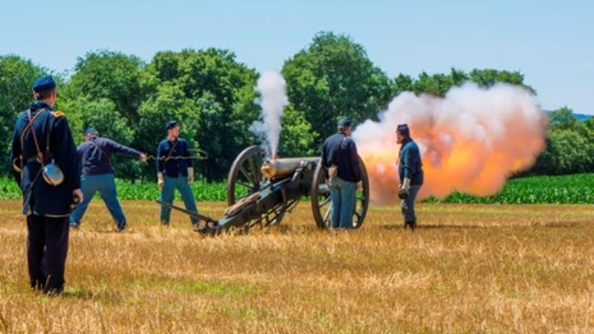 Commemorate the 157th Anniversary of the Maryland Campaign in the Heart of the Civil War Heritage Area