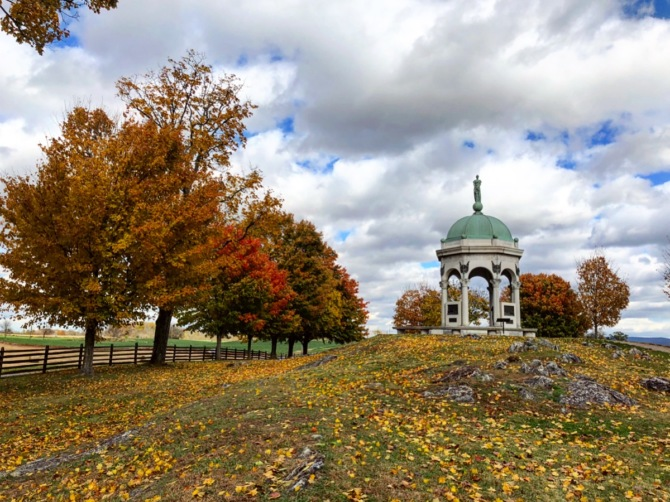 Your Guide to Exploring Fall Color in the Heritage Area