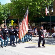 Memorial Day Parade Traditions in the Heart of the Civil War